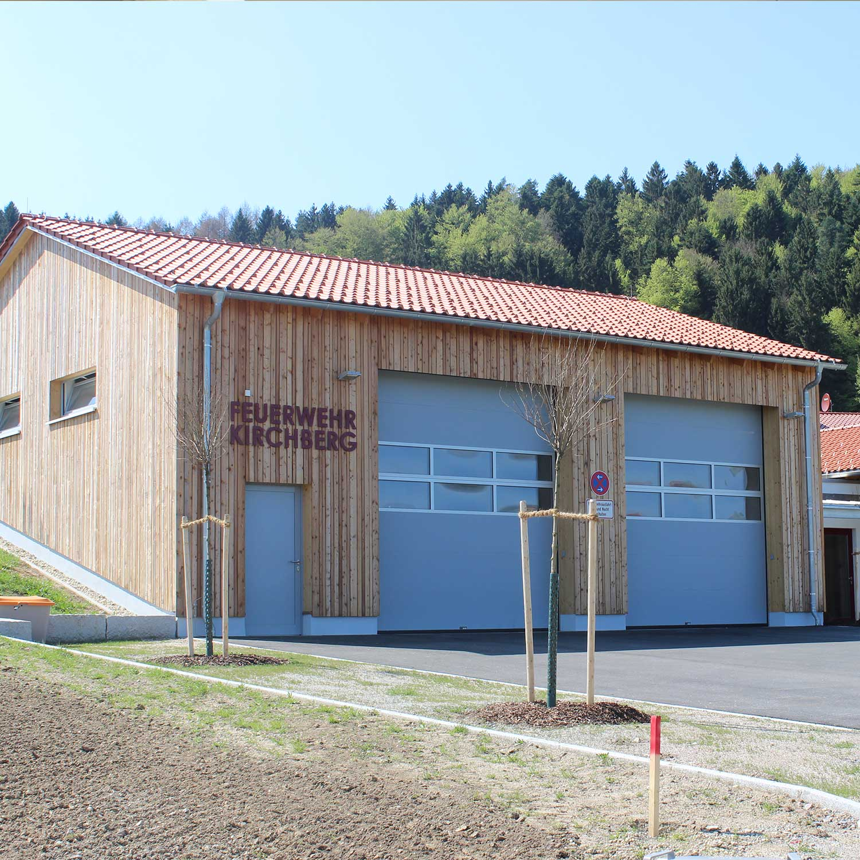feuerwehrhaus kirchberg